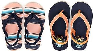 Unisex-Child Coolcat Two-Pack Flip-Flop Set