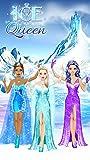 Ice Queen Salon: spa, makeup and dress up jeux de filles