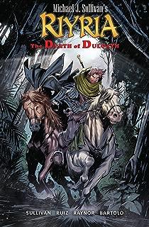 Riyria: The Death of Dulgath - Graphic Novel