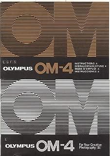 olympus om 4 manual