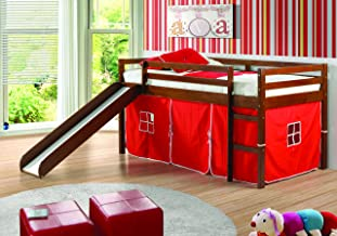 Best bunk beds with slide and tent Reviews