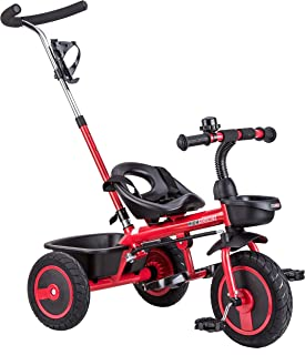 tricycle red