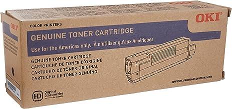 Oki Black Toner Cartridge, 5000 Yield (43324469)