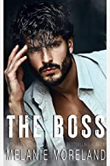 The Boss (Men of Hidden Justice Book 1) Kindle Edition