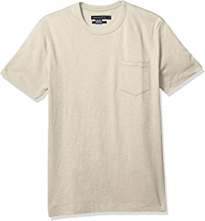French Connection Mens 56LAD Men's Short Sleeve Crew Neck Regular Fit T-Shirt Short Sleeve T-Shirt