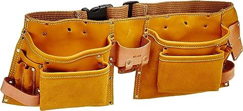 Kraft Tool WL052 Adjustable 32-Inch to 46-Inch Web Pistol Belt