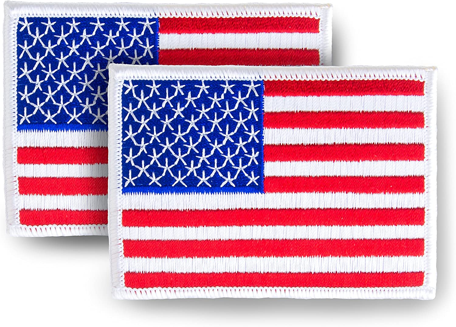Skyhawk American Flag Max 40% OFF USA US Embroidered Sew Iron Patch 1 year warranty On W
