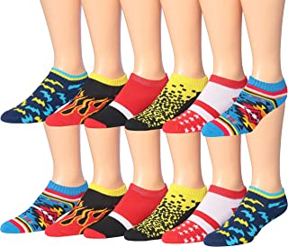 KCOSSH Camouflage-5 Funny Crew Sock Fashion Calf Socks for Mens