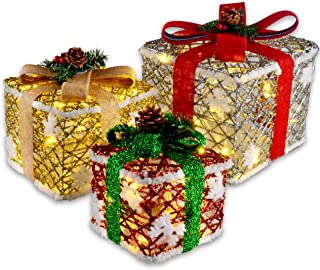 outdoor led gift boxes
