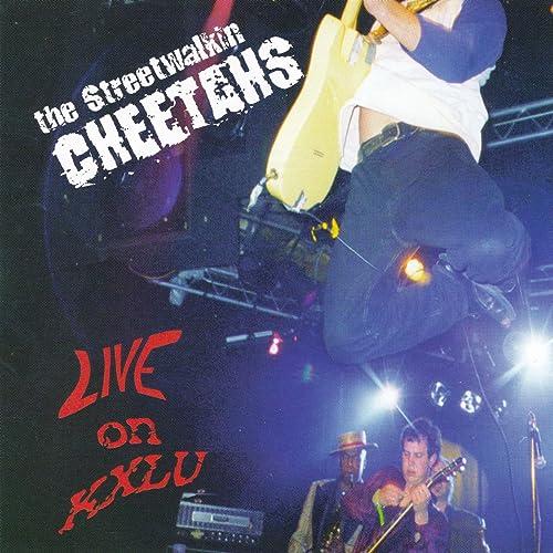 Amazon com: Live On Kxlu: The Streetwalkin' Cheetahs: MP3