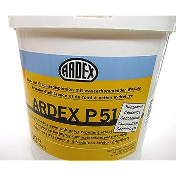 Ardex P 4 schnelle Multifunktionsgrundierung Grundierung Haftbrücke 8kg