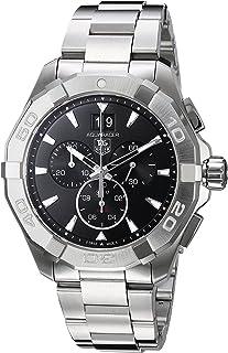 1068a6d1c5a Tag Heuer Aquaracer 300M Chronograph 43mm Black Men s Watch CAY1110.BA0927