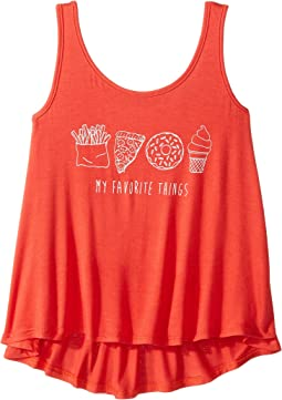 Favorite Things Tee (Big Kids)
