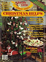 Family Circle Magazine Christmas Helps 1984 (Over 513 Craft, Food, & Fashion Ideas)