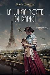 La lunga notte di Parigi Hardcover