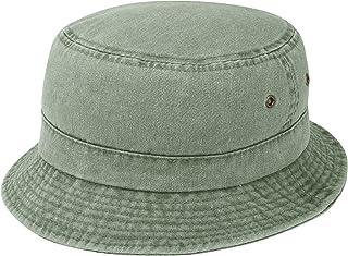 504e02b23eb Amazon.com  Greens - Bucket Hats   Hats   Caps  Clothing
