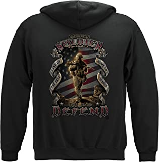 American Soldier T Shirt MM112