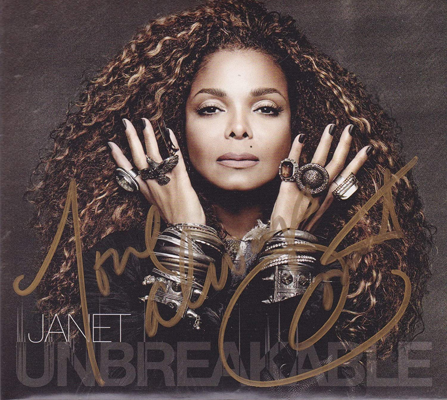 Janet Max 57% Brand new OFF Jackson CD signed