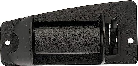 Dorman 79100 Rear Driver Side Exterior Door Handle for Select Chevrolet / GMC Models, Black