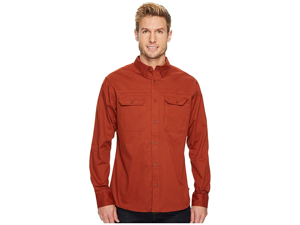 United By Blue Holt Work Shirt (Rust) Men