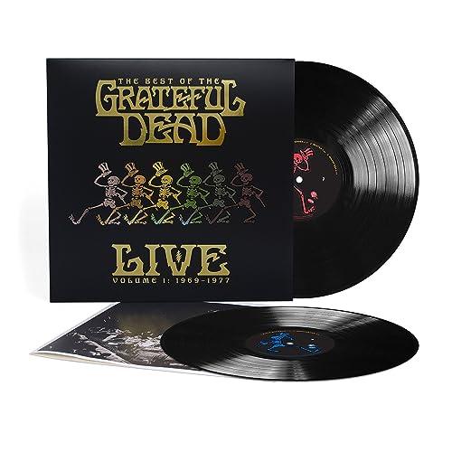 The Best of the Grateful Dead Live: 1969-1977 - Vol 1 (2LP)