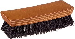 [ルボウ] ブリストルピッグヘアブラシ 豚毛 靴磨き バッグ 塗りこみ ツヤ 浸透 9510183010 メンズ ブラック