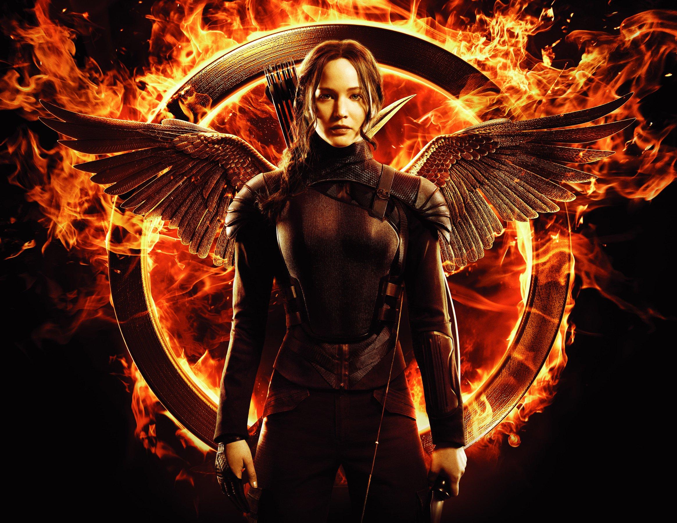 Sensational Amazon Com The Hunger Games Mockingjay Katniss Edible Image Photo Funny Birthday Cards Online Elaedamsfinfo