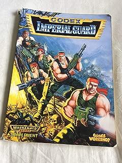 Codex - Warhammer 40,000 Imperial Guard