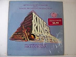 KING OF KINGS (ORIGINAL SOUNDTRACK LP, IMPORT, LTD REISSUE)