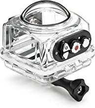Kodak SP360 4K SP360 4K Waterproof housing Camcorder Case, Clear (Acc-Waterproof Housing-A-CL-US)