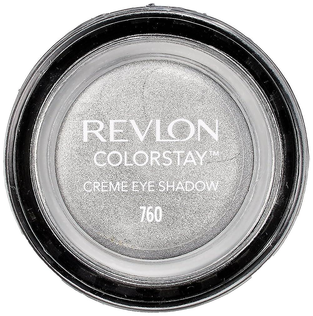 認めるコンパニオンいっぱいレブロン カラーステイ クリーム アイ シャドウ 760 カラー:アール グレー(シルバーグレー)