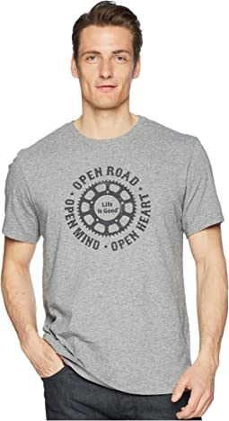 Life is Good - Open Road Smooth Tee