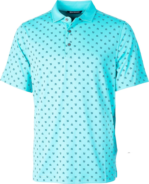 Cutter Buck Washington Mall Men's Polo Fashionable