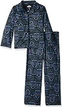 Marvel Boys' Black Panther 2-Piece Pajama Coat Set