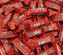 KitKat Miniatures Crisp Wafers in Milk Chocolate Snack Size (Pack of 2 Pounds)