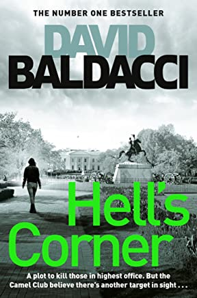 Hell's Corner: The Camel Club Book 5