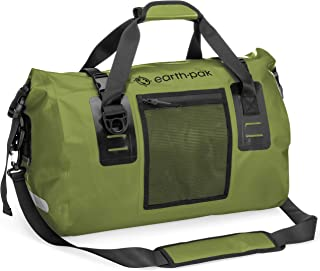 Earth Pak Waterproof Duffel Bag- Perfect for Any Kind of Travel, Lightweight, 50L & 70L Sizes, Large Storage Space, Durabl...