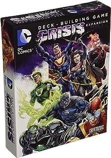 Cryptozoic Entertainment DC Deck-Building Game: Crisis Expansion 3