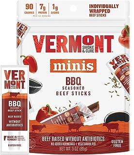Vermont Smoke & Cure Abf Bbq Beef Sticks, 0.07 Lb