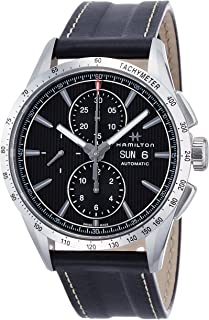 Hamilton Broadway Automatic Chronograph Grey Dial Mens Watch H43516731