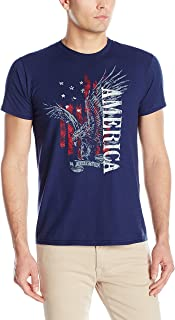 Men's Graphic T-Shirt – Americana Collection
