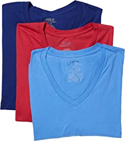 Polo Ralph Lauren - 1/20 3-Pack V-Necks