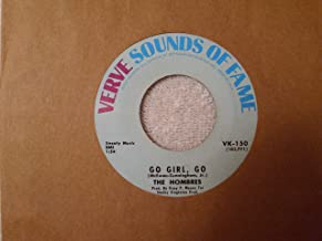 Let It All Hang Out / Go Girl Go Verve Sounds Of Fame Reissue 45