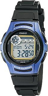 Casio W213Digital reloj deportivo multifunción W/Batería de 10años vida
