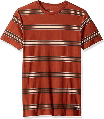 BILLABONG Homme M905NBDI T-Shirt - Orange - Taille M