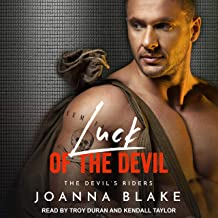 Luck of the Devil: Devil's Riders Series, Book 6