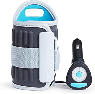 Best Munchkin Travel Car Baby Bottle Warmer, Grey Review