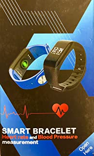 Smart Bracelet wearfit- Heart Rate and blood Pressure Blueto