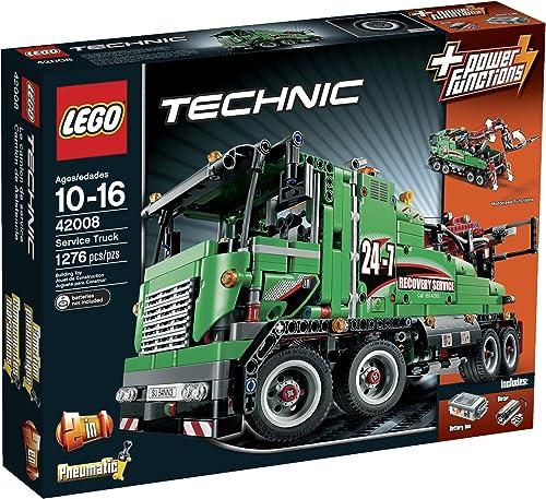 soporte minorista mayorista LEGO Technic 42008 Service Truck by LEGO Technic Technic Technic  opciones a bajo precio