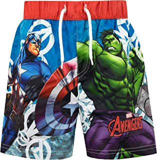 Boys' Avengers Swim Shorts